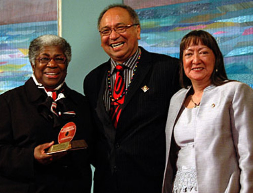 Lieutenant Governor releases CD in support of The Salvation Army