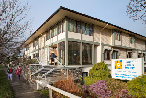 Vancouver-Island-Lodge-Canadian-Cancer-Society-Victoria-BC